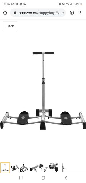 M18 - Gym Thighs Glider Workout for Sale in Orange, CA