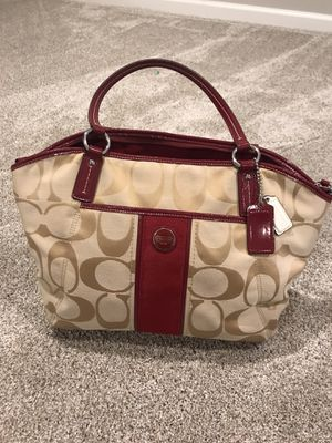 Coach bag for Sale in Glen Burnie, MD