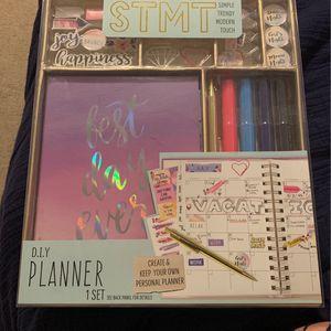 STMT D.I.Y Planner for Sale in Bonney Lake, WA