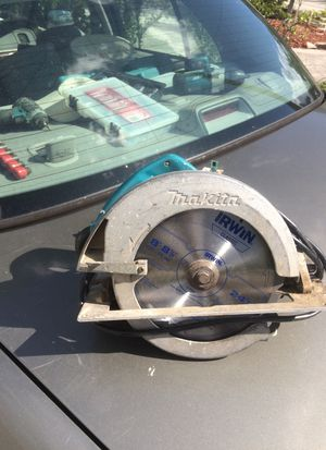 Makita 210 mm Circular Saw for Sale in Oakland Park, FL