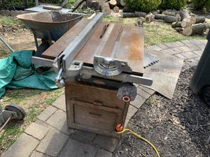 Vintage craftsman table saw for Sale in Woodbridge, VA