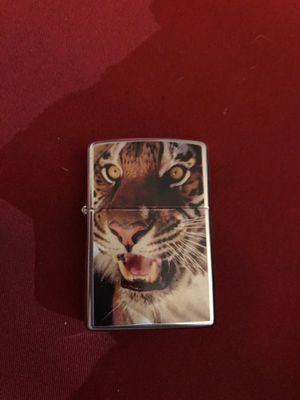 Lion zippo lighter for Sale in Nashville, TN