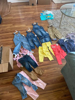 Kids clothes 9 month to 4t for Sale in Huntersville, NC