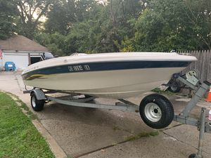 2001 Bayliner 16' with trailer for Sale in Freeport, NY