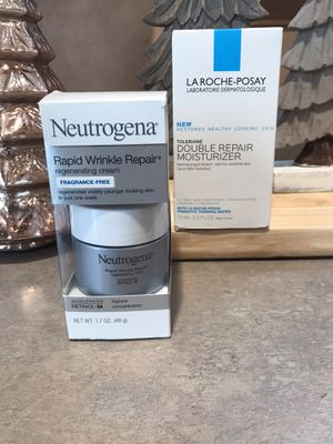 2pc Anti-Aging Moisturizer Bundle ~ TAKE BOTH FOR ONLY $7!! for Sale in Lockport, IL