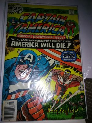 Aug200 captain america for Sale in San Diego, CA