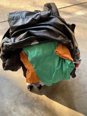 Pile of clothes for Sale in Austin, TX