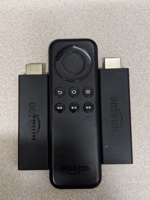 2 fire sticks and one remote for Sale in Tampa, FL