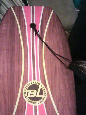 Big lizard boogie board for Sale in San Diego, CA