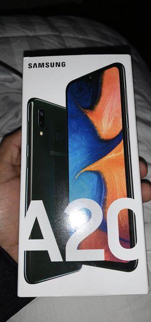 Samsung Galaxy A20 for Sale in Winchester, VA