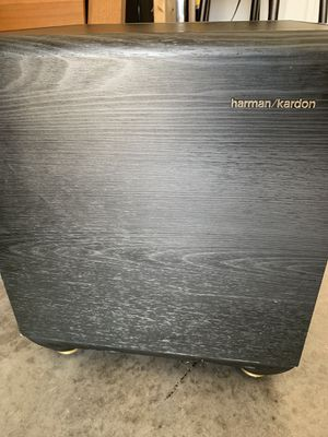 Harmen/Kardon subwoofer for Sale in Haines City, FL