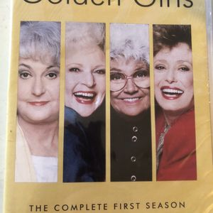 GOLDEN GIRLS COMPLETE DVD SET for Sale in Mesa, AZ