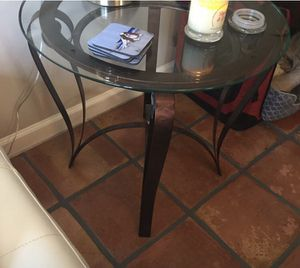 Coffee and end table for sale! for Sale in West Palm Beach, FL