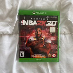 XboxOne NBA2K20 Disk for Sale in Los Angeles,  CA