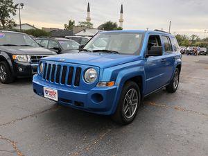 2008 Jeep Patriot 130k Miles $5995 for Sale in Chicago, IL
