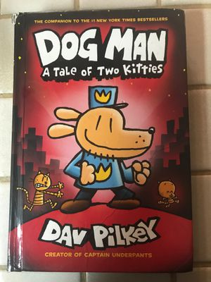Dog Man a tale of two kitties $7 for Sale in Lindale, TX