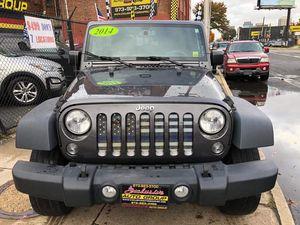 Jeep Wrangler 2014 for Sale in Irvington, NJ