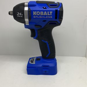Kobalt 24v Impact Wrench 119209 for Sale in Federal Way, WA