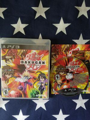Bakugan Battle Brawlerz (PS3) for Sale in US