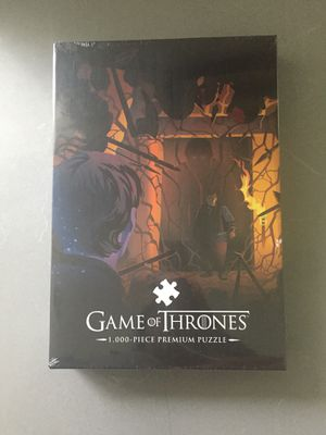 Games of Thrones Puzzle for Sale in Seattle, WA