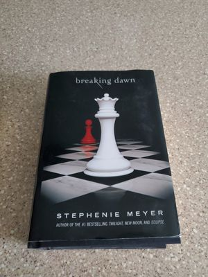 Twilight Breaking Dawn Book for Sale in Queens, NY