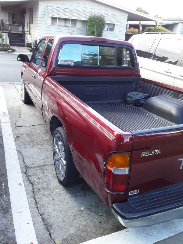 Toyota Tacoma 95