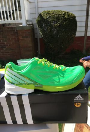 Neo Green Adidas Running Show - Sprint Frames for Sale in West Peoria, IL
