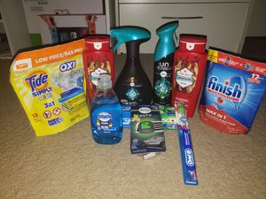 Body Wash + Household Bundle for Sale in Aloma, FL
