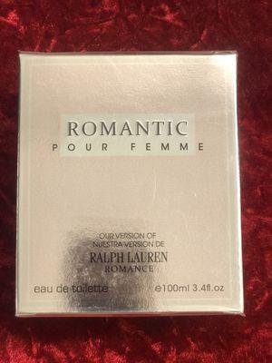 ROMANTIC FOR WOMEN our version of RALPH LAUREN ROMANCE for Sale in Dallas, TX