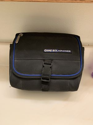 Nintendo Gameboy Advance Carry Case for Sale in Hayward, CA