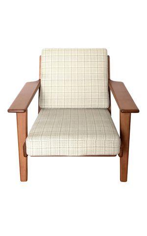 Mid Century Hans Wegner Lounge Chair for Sale in Piedmont, CA