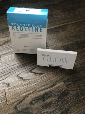 Brand New sealed Rodan and Fields Redefine & Sample for Sale in Plano, TX
