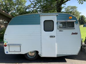 1968 Serro Scotty Vintage Trailer for Sale in Norton, OH