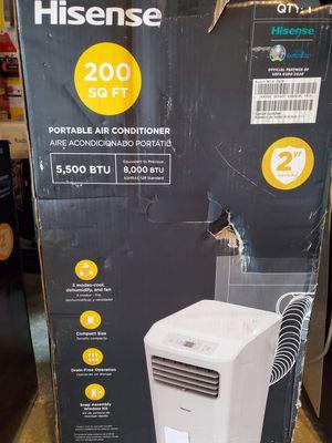 Hisense portable AC unit for Sale in Jonesboro, GA