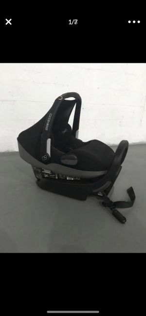 Maxi cosi baby infant baby car seat for Sale in Miami, FL