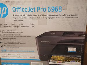 Hp office jet pro 6968 for Sale in Murfreesboro, TN