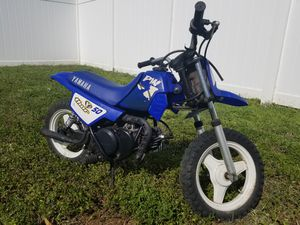 Yamaha pw50 dirt bike for Sale in Port Charlotte, FL