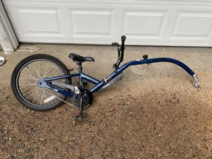 Novara trail-a-bike kids trailer attachment for Sale in Kent, WA