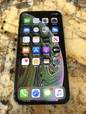 iPhone XS 64gb AT&T Unlocked for Sale in Rockville, MD