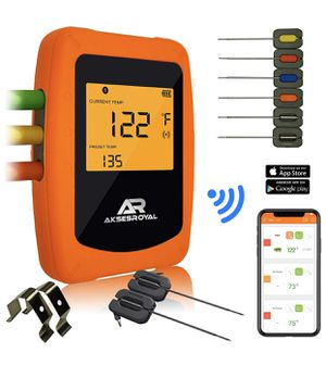 BBQ Grilling Thermometer Smart wireless Brand New for Sale in Lansdowne, PA