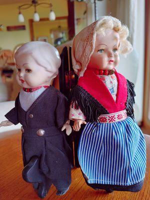 Antique Porcelain Dolls (4) for Sale in La Mesa, CA