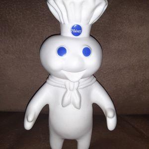 "VTG 1997 TPC 7"" Pillsbury Doughboy Rubber Toy for Sale in Los Lunas, NM"
