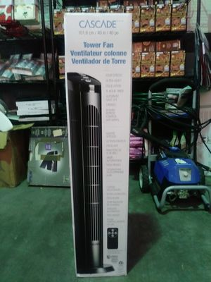 Tower fan for Sale in Fontana, CA