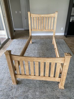 Twin Bed Frame for Sale in Rockledge, FL