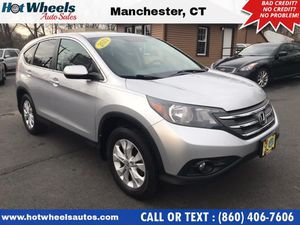 2012 Honda CR-V for Sale in Manchester, CT
