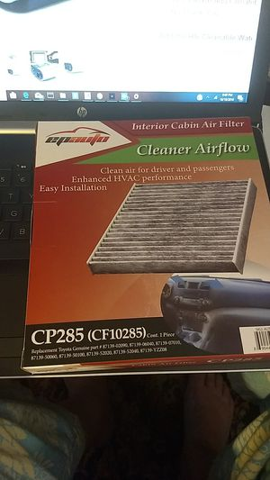 Cabin air filter.. Subaru. May work in other cars for Sale in Washington, IL