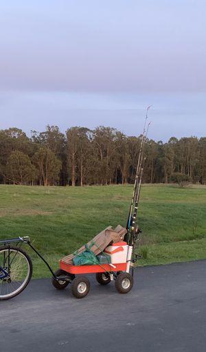 4 wheels fishing wagon for Sale in Richmond, CA