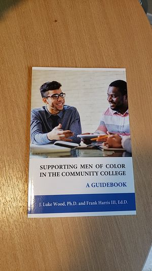 Supporting men of color in the community college for Sale in Fresno, CA