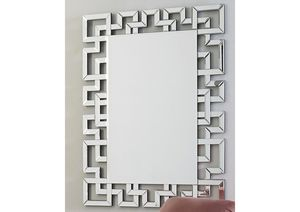 NEW IN THE BOX. JASNA WHITE ACCENT MIRROR, SKU# A8010135AM for Sale in Santa Ana, CA