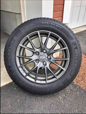 Michelin Latitude Tires w/ MSW Rims for Sale in Worcester, MA